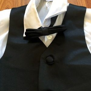 Spring Notion Matching Sets - Classic Black and White Tuxedo